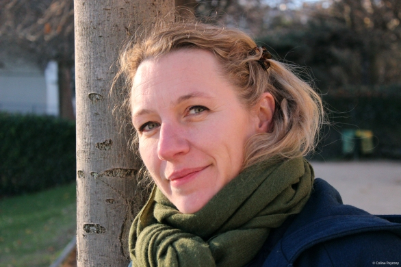 """Anne-Laure Bondoux, pour """"La vie comme elle vient"""" (École des Loisirs)"""