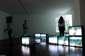 Stage vidéo au musée Mac/Val (Vitry-sur-Seine) et à la Sorbonne-Nouvelle (Paris 3), avril 2016