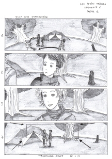 """""""Les Petits Princes"""", de Zak Kedzi et Victor Milenovich (film d'animation)"""