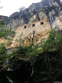 Château des Anglais, vallée du Célé