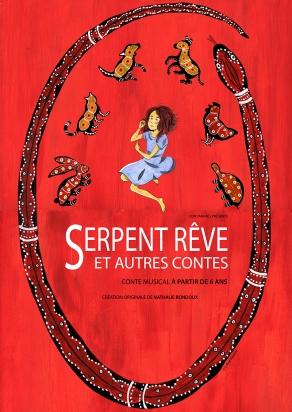 """""""Serpent Rêve et autres contes"""", contes de Nathalie Bondoux, 2018"""